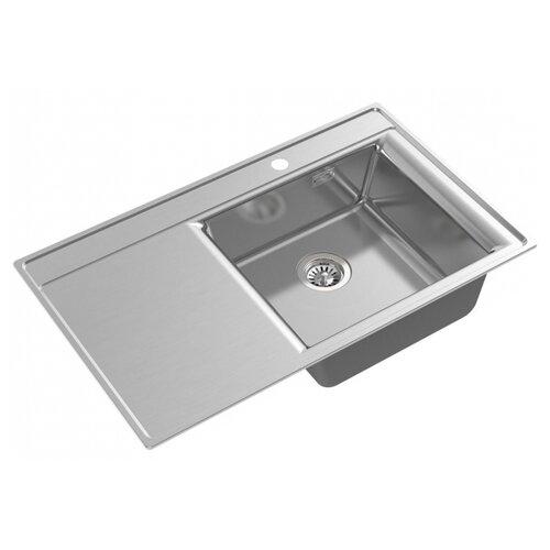 Врезная кухонная мойка 85 см Oulin OL-S6101 OL-S6101 сатин oulin ol va8109