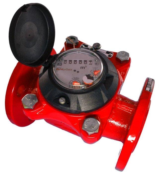 Счётчик горячей воды Тепловодомер ВСГН-125