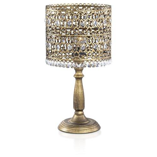 Настольная лампа Odeon light Salona 2641/1T, 40 Вт odeon light потолочный светильник odeon light salona 2641 3c