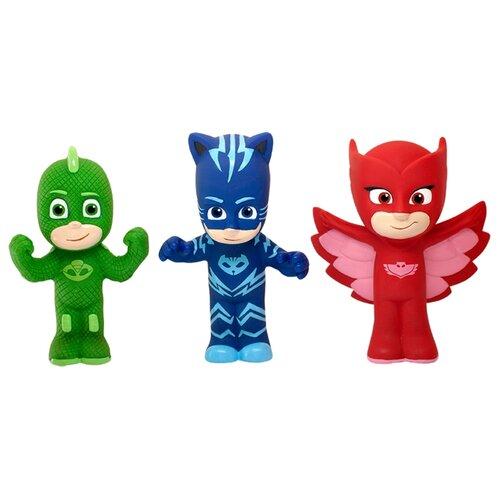Набор для ванной РОСМЭН Герои в масках (33771) красный/зеленый/синий росмэн росмэн ранец эргономичный миньоны красный