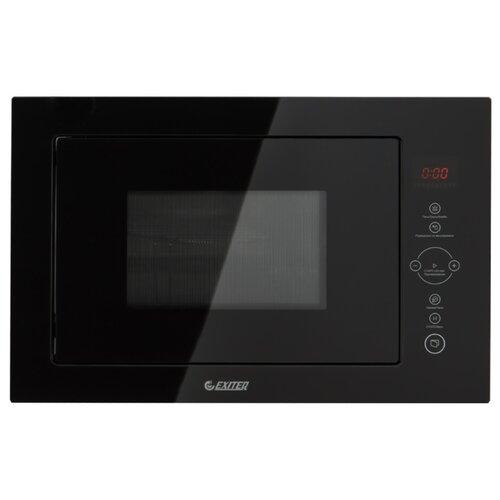 Микроволновая печь встраиваемая EXITEQ EXM-106 black
