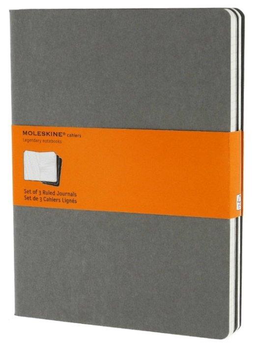 Блокнот Moleskine Cahier Journal XL 190х250, 60 листов 394917(CH321)