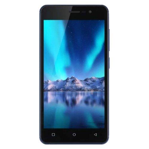 Смартфон Nobby S500 синий (NBP-S5-50-02)