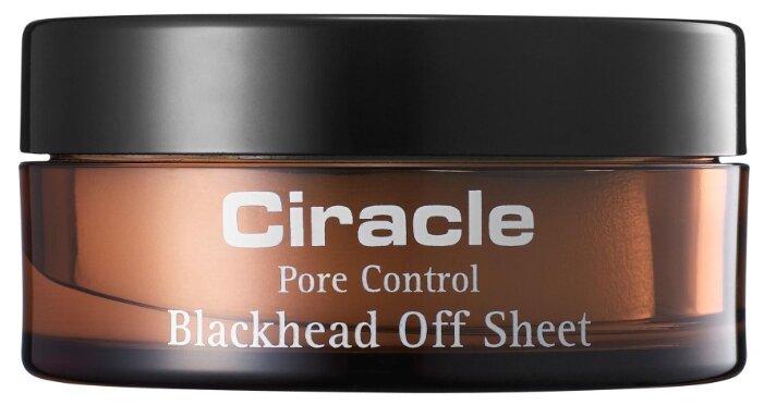 Ciracle Pore Control Blackhead Off Sheet Салфетки для удаления черных точек, 30 штук