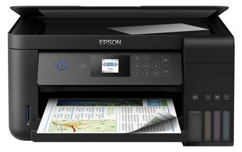 Epson МФУ Epson L4160