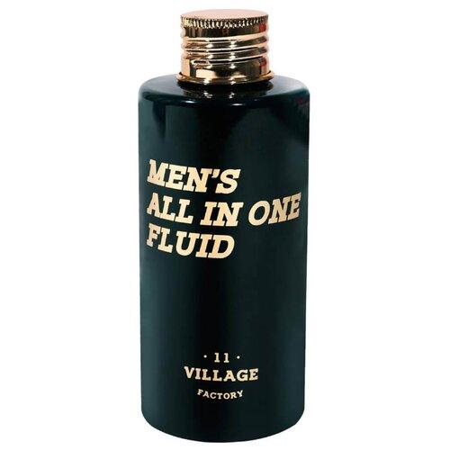 Village 11 Factory Увлажняющий флюид для лица Men's All In One Fluid 150 мл