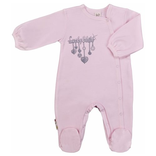 Комбинезон lucky child размер 22, розовыйКомбинезоны<br>