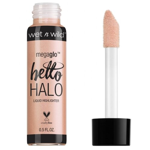 Wet n Wild Хайлайтер жидкий Megaglo hello HALO Liquid Highlighter halo, goodbye