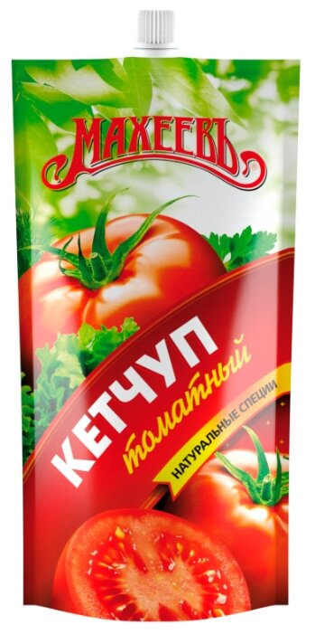 Кетчуп Махеевъ Томатный 260 г