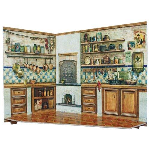 Купить Сборная модель Умная Бумага Румбоксы: Кухня (291-04), Сборные модели