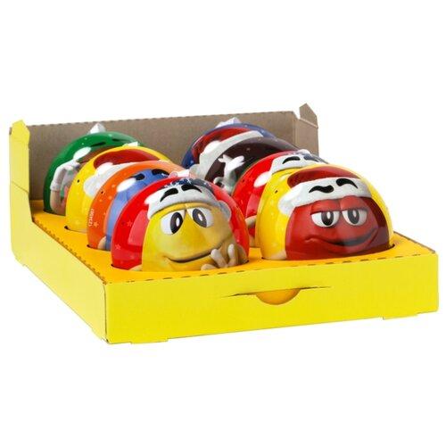 Драже M&Ms с игрушкой Шар, в блоке, 8 шт. по 45 гФрукты и орехи в глазури, драже<br>