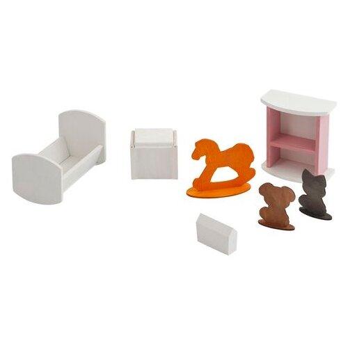 PAREMO Набор мебели для детской комнаты (PDA417-02) белый