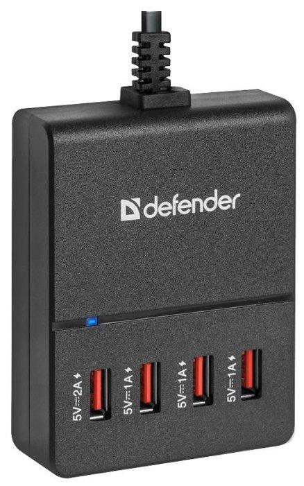 Сетевая зарядка Defender UPA-40
