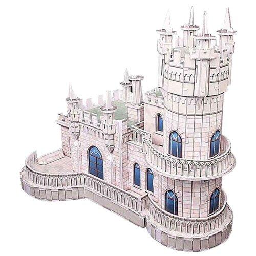 Купить 3D-пазл CubicFun Ласточкино гнездо (MC129h), 61 дет., Пазлы