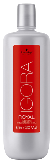 IGORA Royal Лосьон-окислитель на масляной основе, 6%