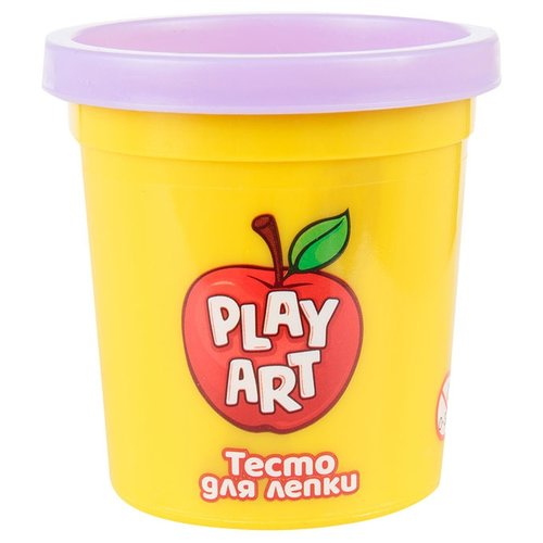 Масса для лепки Play Art 1 банка 85 г фиолетовый (PA-3167-PU) масса для лепки play art 1 банка 85 г оранжевый pa 3167 o
