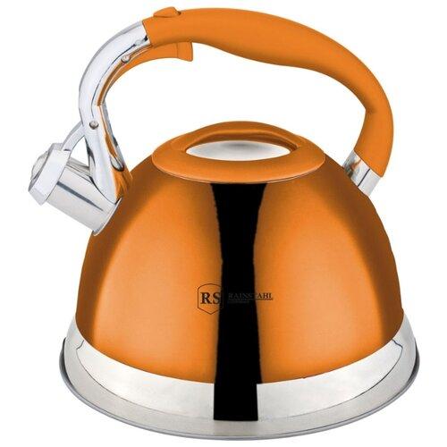 Rainstahl Чайник 7609-27RS\WK 2,7 л оранжевый