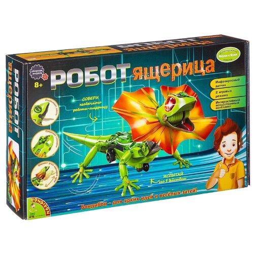 Купить Набор BONDIBON Робот ящерица (ВВ2293) зеленый, Наборы для исследований