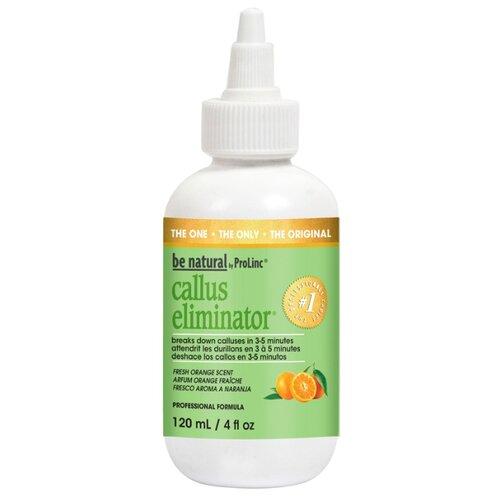 Be natural Средство для удаления натоптышей Callus eliminator orange 118 мл be natural средство для удаления натоптышей callus eliminator 540г