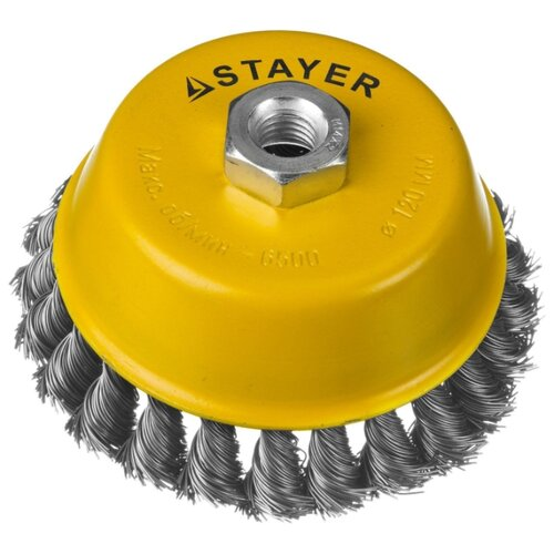 Кордщетка STAYER 35128-120 кордщетка stayer professional 35128 120