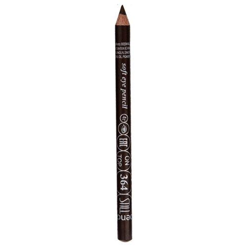 STILL Мягкий карандаш для век On Top, оттенок 364 коричневый с перламутром