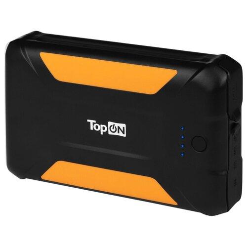 Аккумулятор TopON TOP-X38, 38000 mAh черный аккумулятор topon top pa3331 4800mah for toshiba satellite pro m30 m35 series