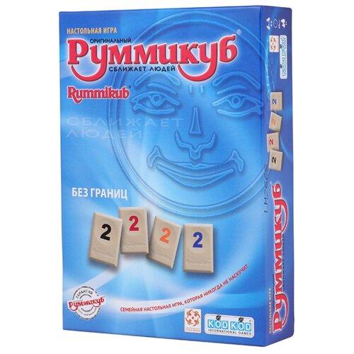Купить Настольная игра Стиль Жизни Руммикуб. Без границ (мини), Настольные игры
