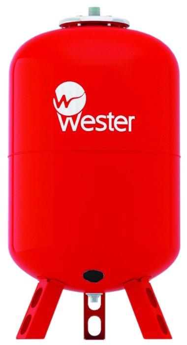 Расширительный бак Wester WRV 300 top 300 л вертикальная установка