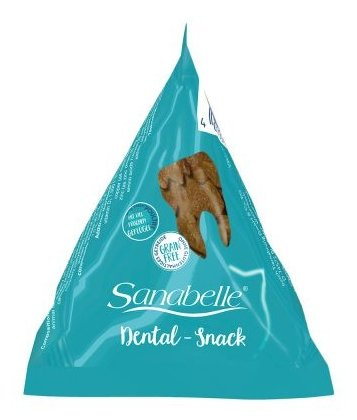 Лакомство для кошек Sanabelle Dental-Snack