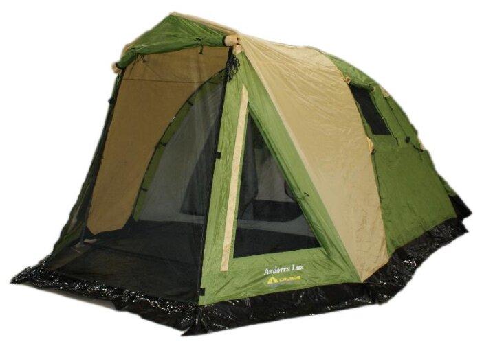 Кемпинговая палатка Andorra Lux Crusoe Camp