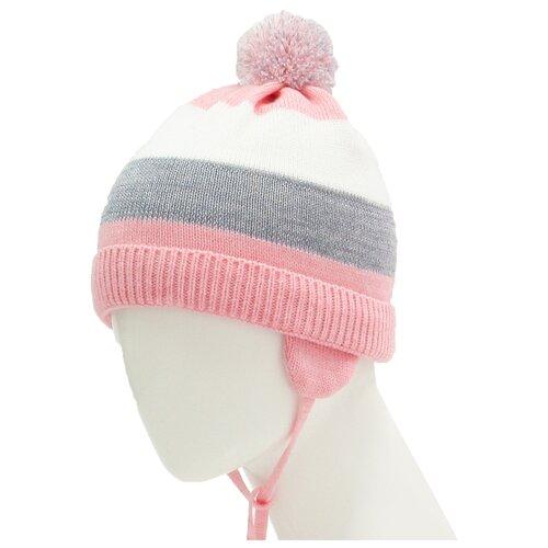 Шапка Zattani размер 48, светло-розовыйГоловные уборы<br>