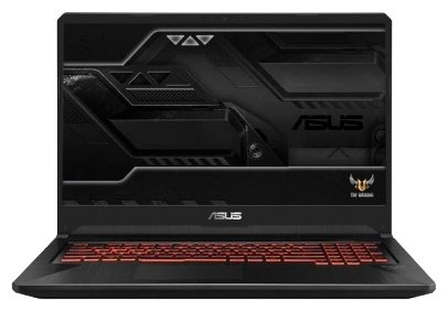 "Ноутбук ASUS TUF Gaming FX705GE-EW096 (Intel Core i7 8750H 2200 MHz/17.3""/1920x1080/8GB/1128GB HDD+SSD/DVD нет/NVIDIA GeForce GTX 1050 Ti/Wi-Fi/Bluetooth/Без ОС)"