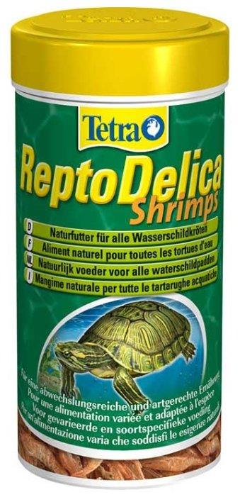Сухой корм Tetra ReptoMin Delica Shrimps для рептилий