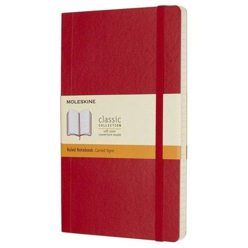 Блокнот Moleskine Classic Soft 130x210, 96 листов 430964(QP616F2)Блокноты<br>