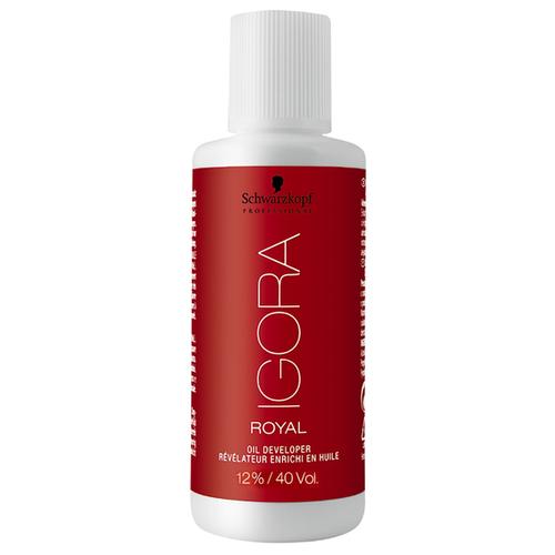 IGORA Royal Лосьон-окислитель на масляной основе, 12%, 60 мл sp igora royal лосьон окислитель для волос 3 6 9 12
