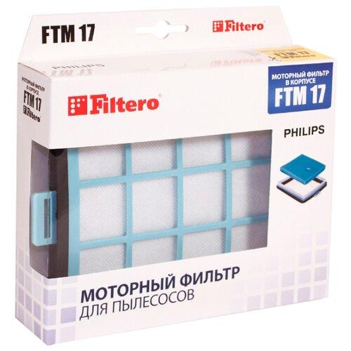 Filtero Моторные фильтры FTM 17 1 шт.