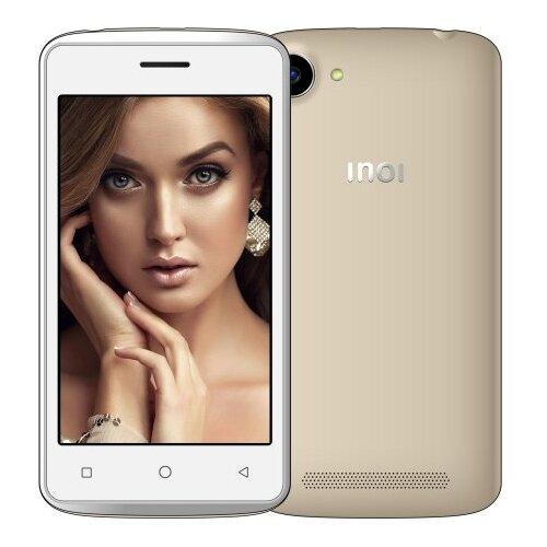 Смартфон INOI 1 Lite золотой смартфон