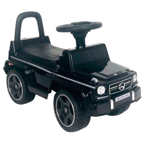 Каталка-толокар RiverToys Mercedes-Benz G63 JQ663 черный