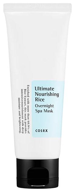 COSRX Ночная маска с экстрактом риса Ultimate Nourishing Rice Spa Overnight Spa Mask