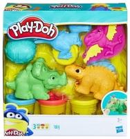 Масса для лепки Play-Doh Малыши-динозаврики (E1953)
