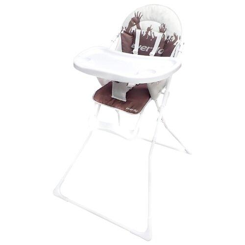 Стульчик для кормления everflo Q15 party стульчик для кормления babys piggy розовый