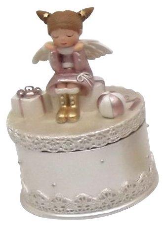Русские подарки Шкатулка Ангелочек