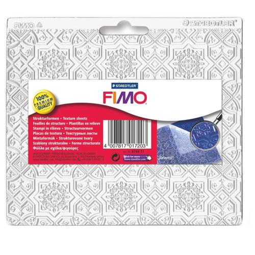 FIMO Текстурный лист Восточный (8744 11)