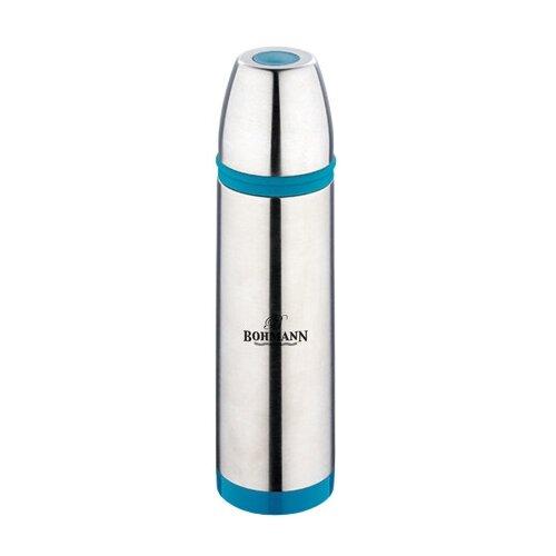 Классический термос Bohmann BH-4492 (1 л) синий