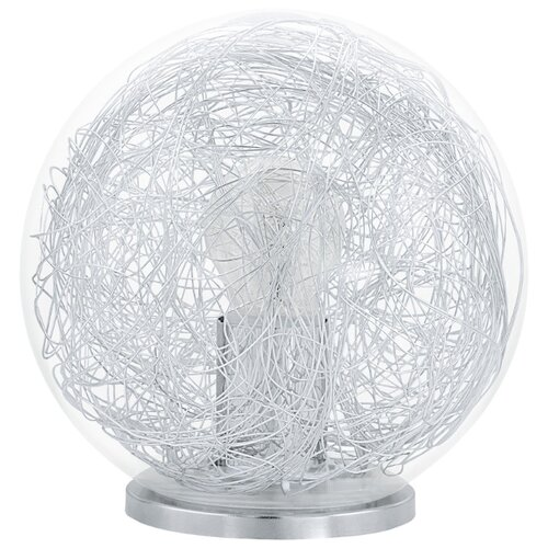 Настольная лампа Eglo Luberio 93075, 60 Вт