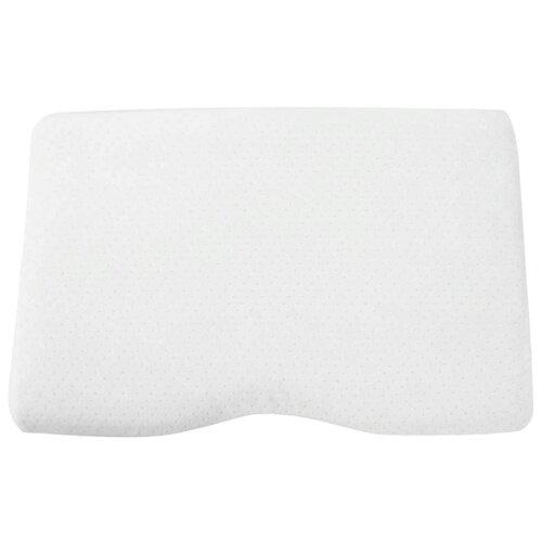 Подушка Timed ортопедическая TI-140 35 х 55 см белый бандажи поясничные timed корсет поясничный средней фиксации ti 341 высота 21см