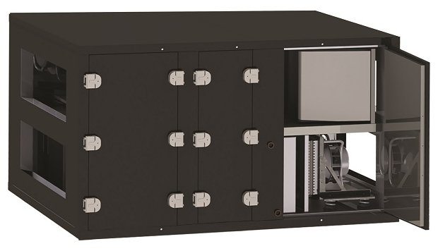 Вентиляционная установка Globalclimat Nemero 15 RX.1-HE 10000