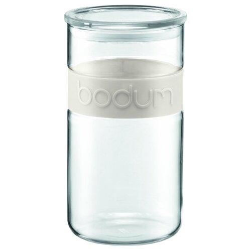 Bodum Банка для хранения Presso 2000 мл белый