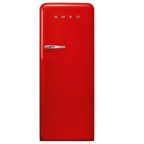 Холодильник smeg FAB28RRD3 двухкамерный холодильник smeg fab 32 rven1