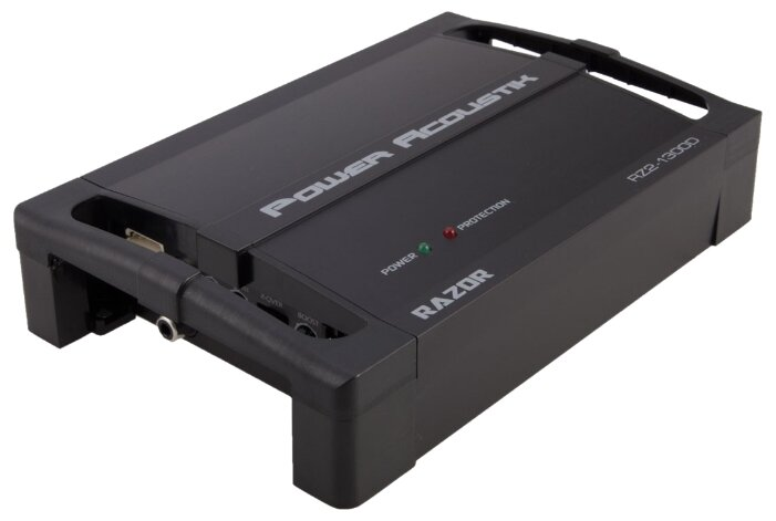 Автомобильный усилитель Power Acoustik RZ2-1300D